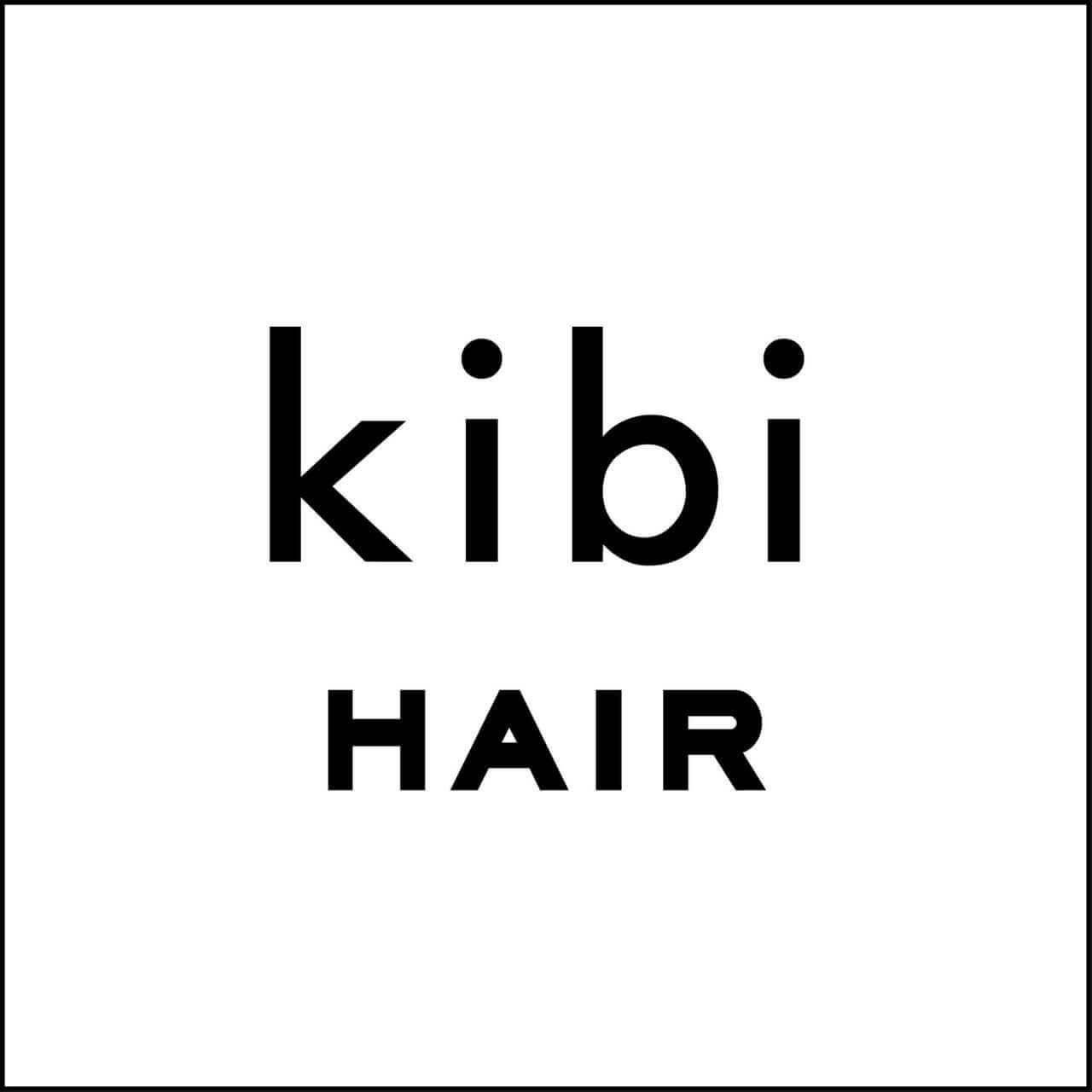kibi HAIR logo